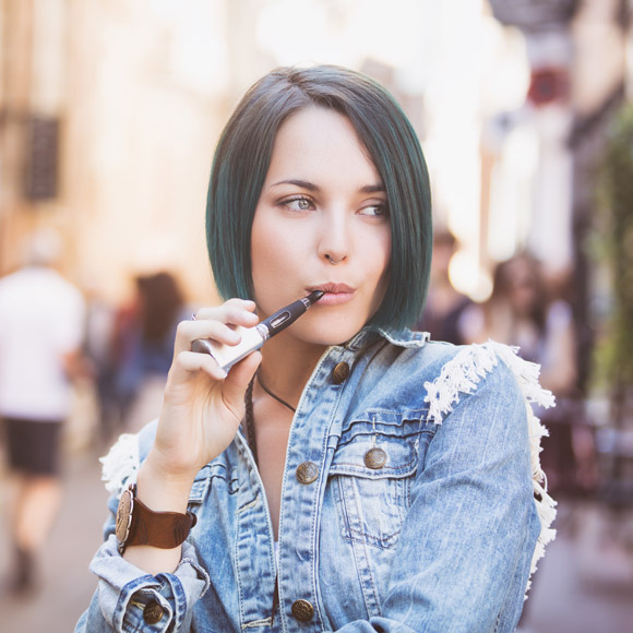Arreter de fumer avec l e-cigarette